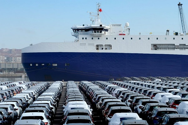 El puerto de Santander vuelve a ser el mejor puerto español para automoción