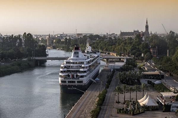 El puerto de Sevilla refuerza su posición como destino de cruceros