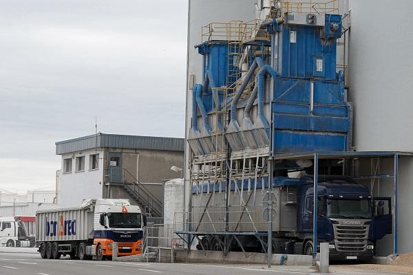 El puerto de Tarragona estrena su sistema de entrega de agroalimentarios