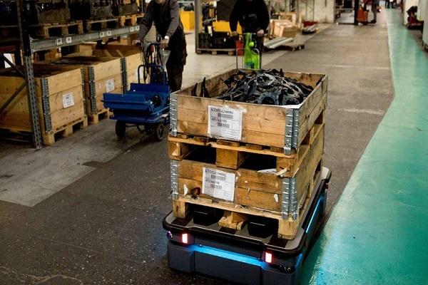 El uso de robots móviles autónomos es tendencia gracias al comercio electrónico