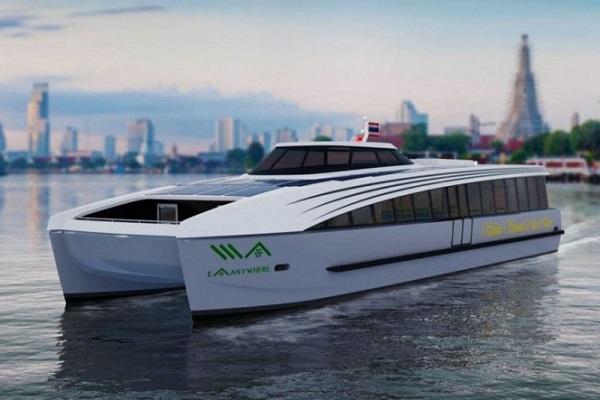 Energy Absolute estrenará la primera flota de ferries eléctricos este 2020