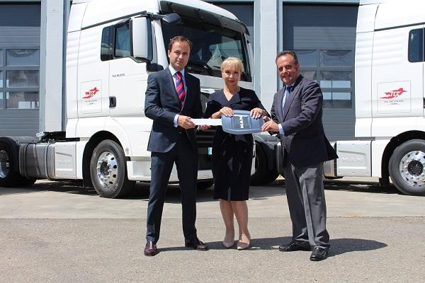 Grupo Transleyca camiones