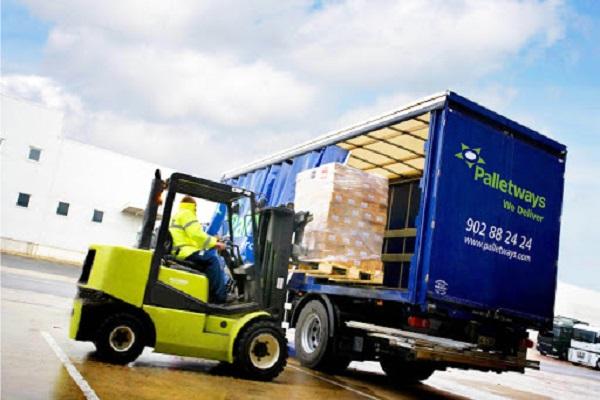 Nace 'Pallets to Consumers', el nuevo servicio de entrega paletizada a domicilio