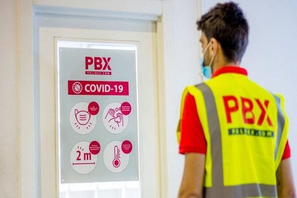 Palibex mejora sus medidas de seguridad con el Plan de Contingencia para Covid-19