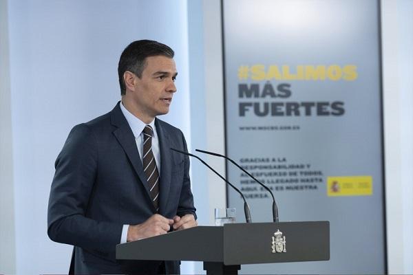 Pedro Sánchez eléctricos 2023