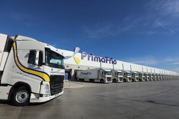 Primafrio camiones eficientes