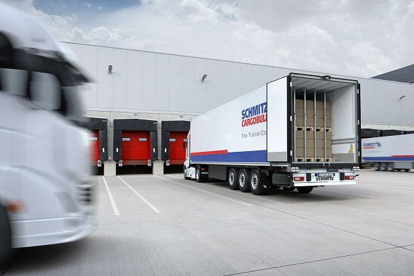 Schmitz Cargobull Trailer Innovation 2021