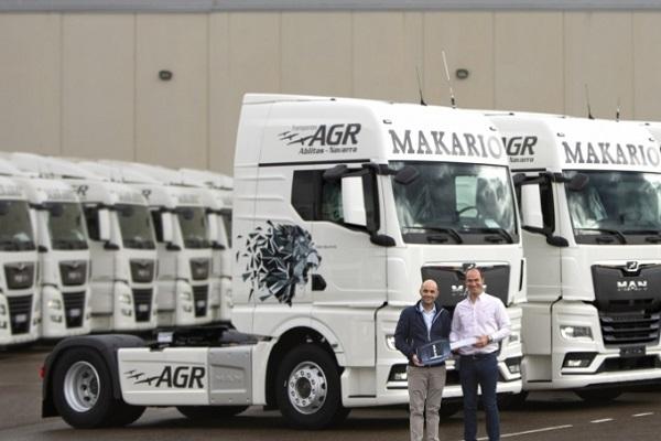 Transportes AGR MAN