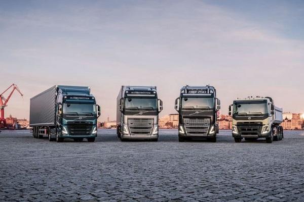 Volvo Trucks camiones España