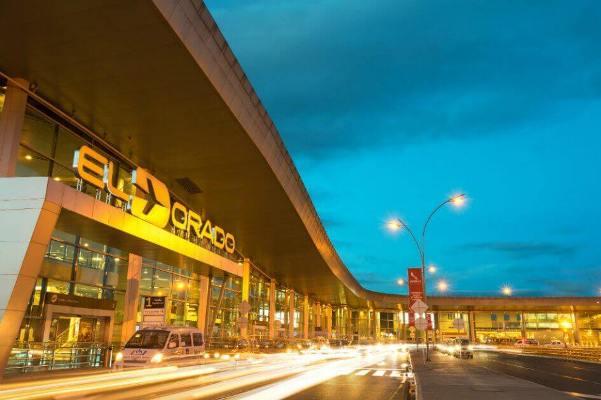 aeropuerto internacional de El Dorado