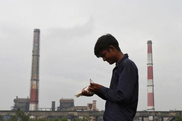 centrales eléctricas de carbón india