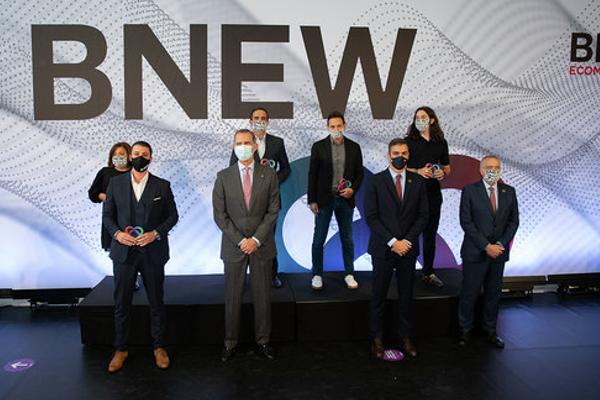 foto del ultimo acto de bnew