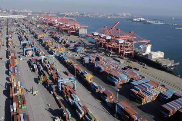 instalaciones portuarias eeuu