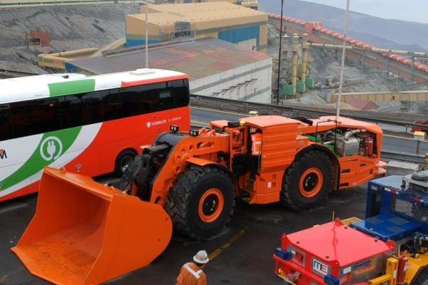 minas chilenas electromovilidad