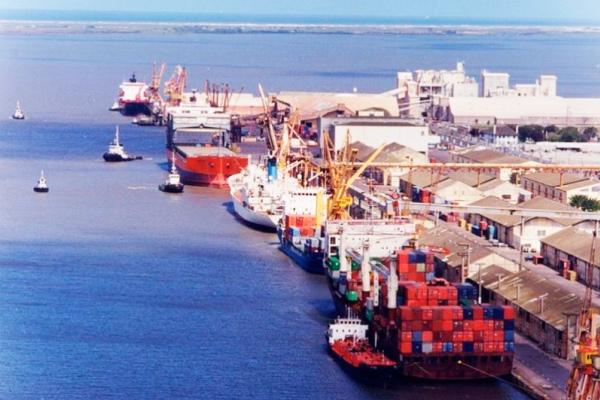 puerto de Rio Grande