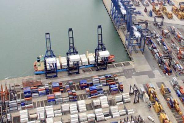 terminal portuaria de Balboa