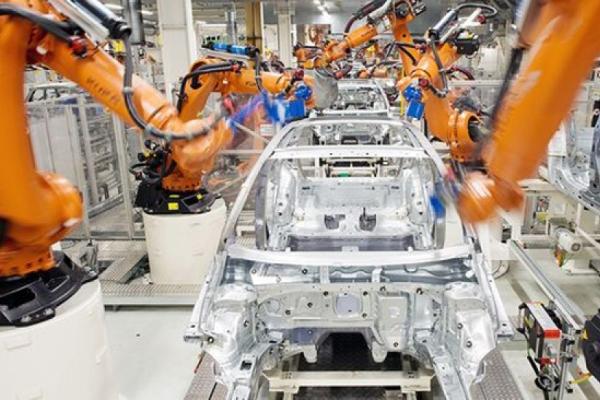 wolkswagen robots