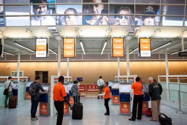Aeropuerto Internacional Dallas Fort Worth