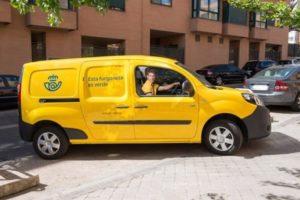 Correos inicia sus repartos con 21.979 nuevos dispositivos portátiles de movilidad