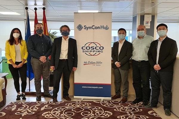 Cosco acelera las exportaciones con su plataforma de e-commerce en España