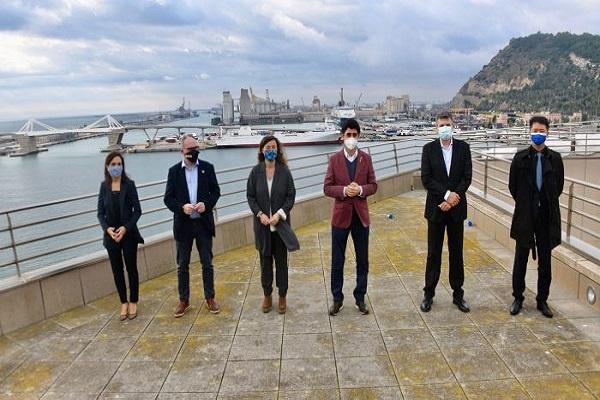 El Puerto de Barcelona comienza su prueba piloto 5G Maritime