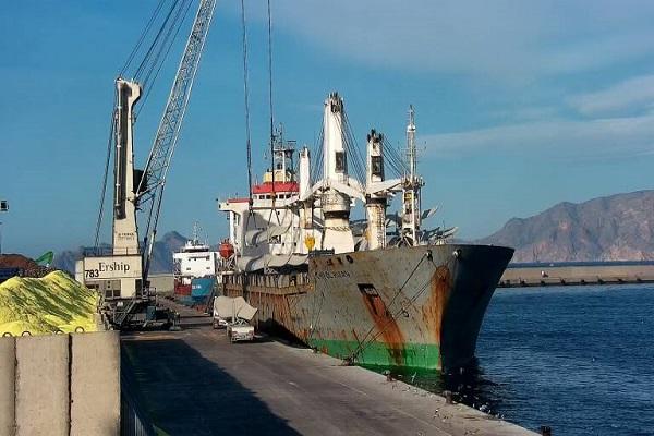 El Puerto de Cartagena se especializa en las operaciones de project cargo