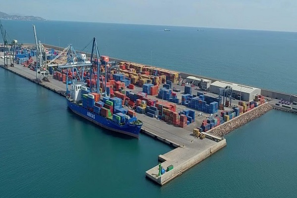 El Puerto de Castellón diseña la reforma del muelle transversal exterior |
