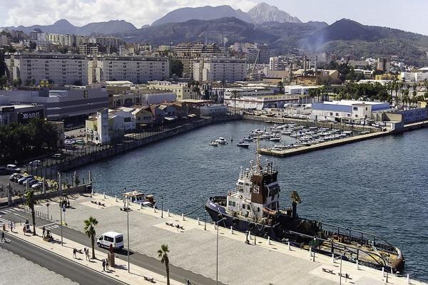 El Puerto de Ceuta contará con una nueva rampa ro-ro