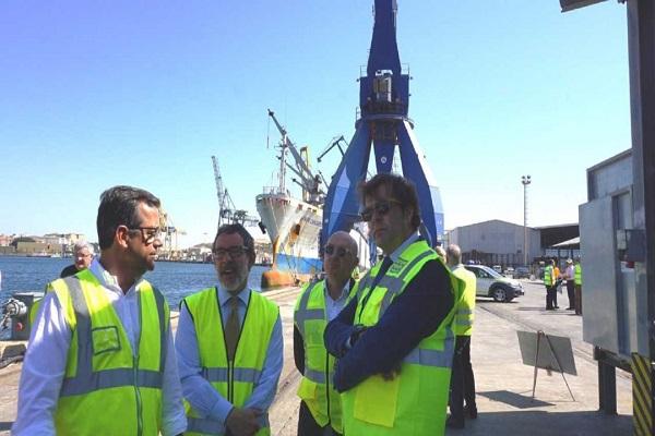 El puerto de Cartagena diseña un nuevo PIF en muelle Santa Lucía