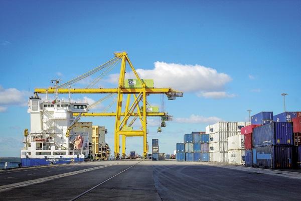 El puerto de Huelva avanza en la producción de biocombustibles