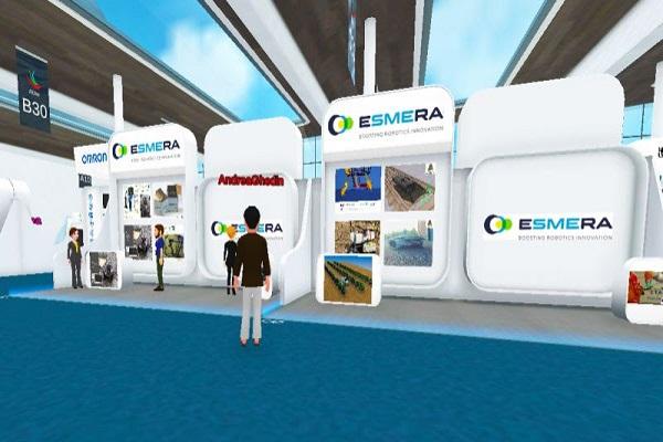 GR-EX 2020 Virtual, la feria madrileña que ha impulsado la innovación industrial inmersiva