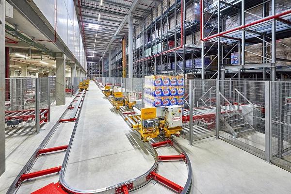 Henkel centro logístico europeo