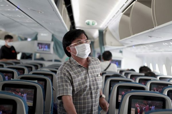 IATA pasajeros