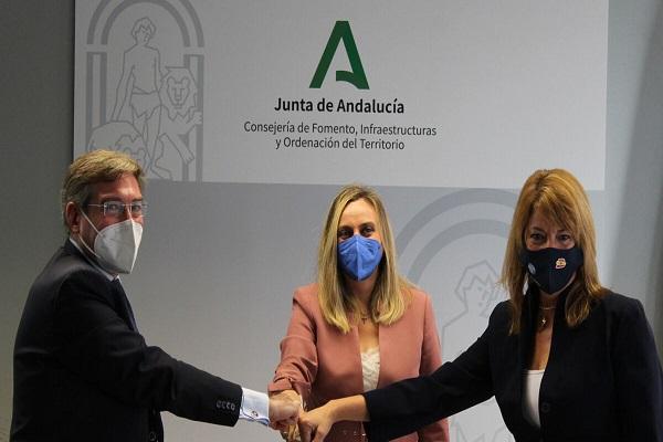 Los puertos de Huelva y Sevilla se unen para desarrollar Majarabique