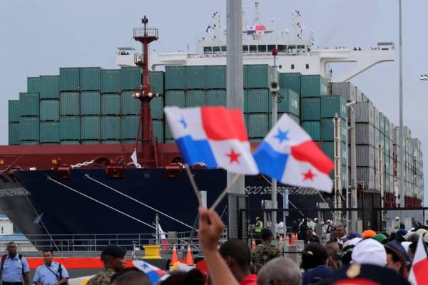 Panamá registro de buques