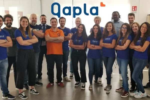 Qapla' ronda de financiación