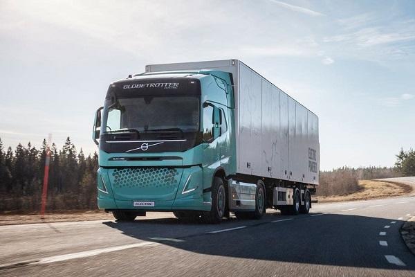 Volvo Trucks camiones eléctricos 2021