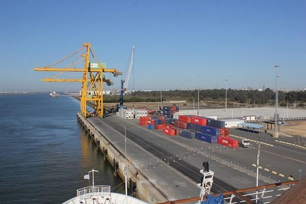 Yilport extiende su terminal de contenedores en el puerto de Huelva