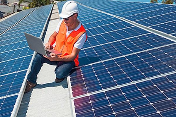 inteligencia artificial energia solar