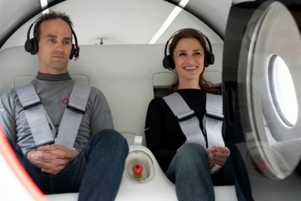 prueba hyperloop