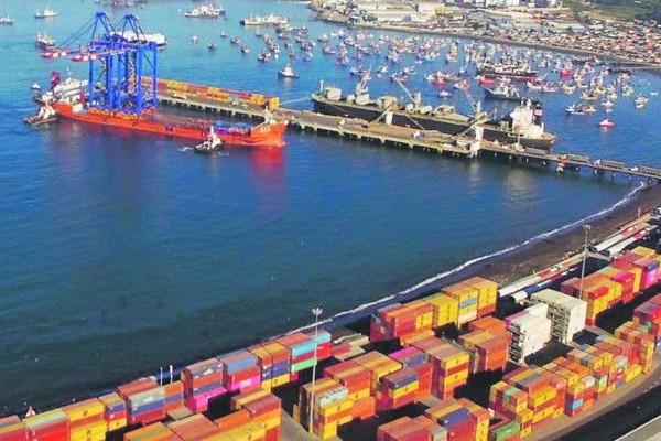 puertos Biobío