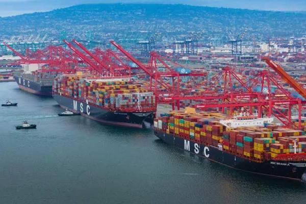 puertos de la bahia san pedro