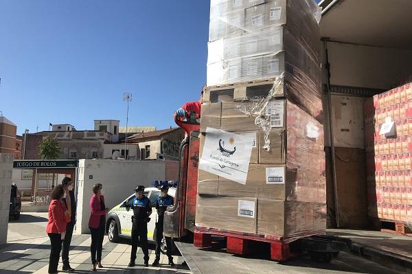 El Puerto de Cartagena otorga el diseño de su nuevo PIF