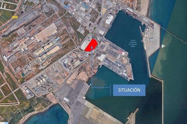 El Puerto de Sagunto abrirá su PIF en el primer trimestre de 2021