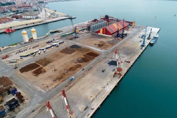 El Puerto de Santander aprueba la nueva terminal de contenedores de Boluda