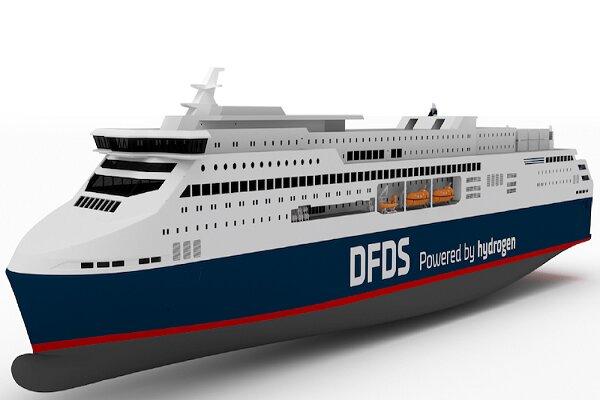 Europa Seaways, el ferry de hidrógeno más grande del mundo navegará en 2027