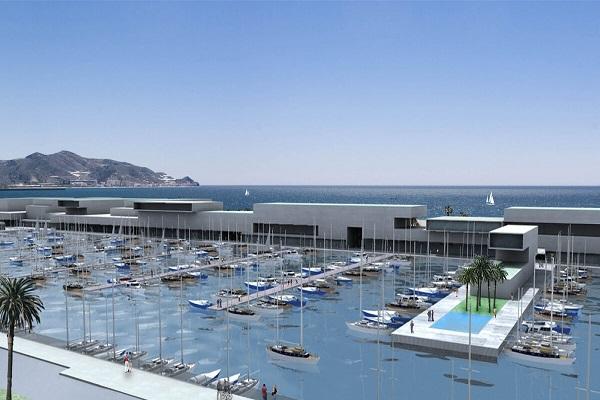 La Autoridad Portuaria de Motril otorga el diseño de su nueva zona náutico-deportiva