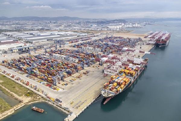 La nueva operativa de la terminal BEST mejora el flujo de mercancías