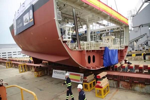 Los principales astilleros privados de España reciben más de 50 pedidos