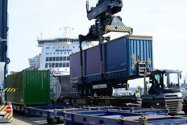 Stena Line añadirá una conexión intermodal entre Luxemburgo y Alemania